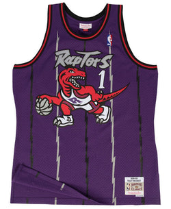 Mitchell & Ness-Youth Swingman Jersey Toronto Raptors Road 1998-99 Tracy McGrady
