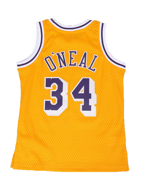 Mitchell & Ness-Youth Swing Man Jersey Los Angeles Lakers 1996-97 O'Neal
