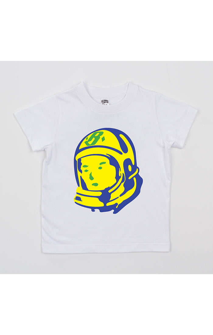 B.B.C Kids-BB Space League S/S Tee-White