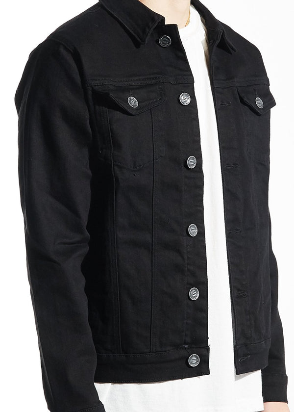 Embellish NYC-Spencer Jacket-Black