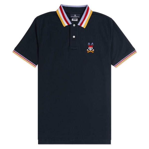 Psycho Bunny-Men's Westhorpe Polo-Navy