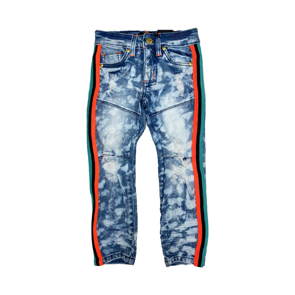 Elite Denim Kids-Missile-410OBK/JR