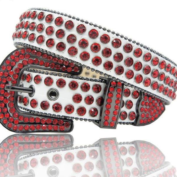 DNA Belt-Red/White
