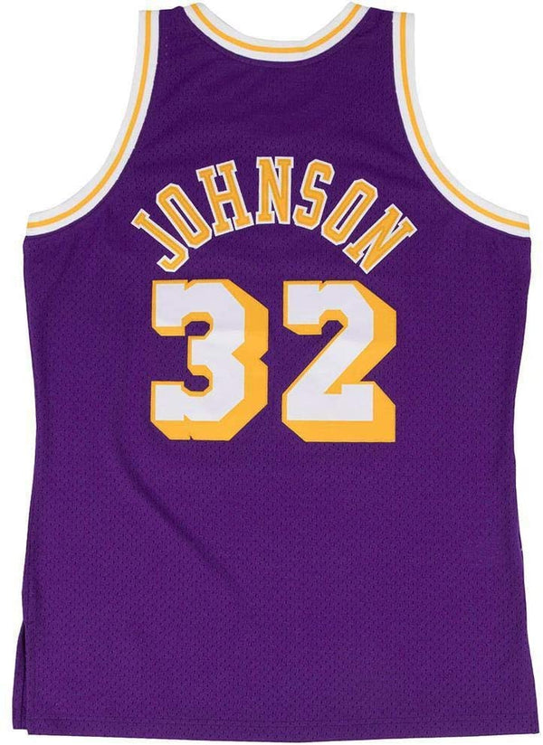 Mitchell & Ness-Youth Swing Man Jersey Los Angeles Lakers 1984-85 Johnson