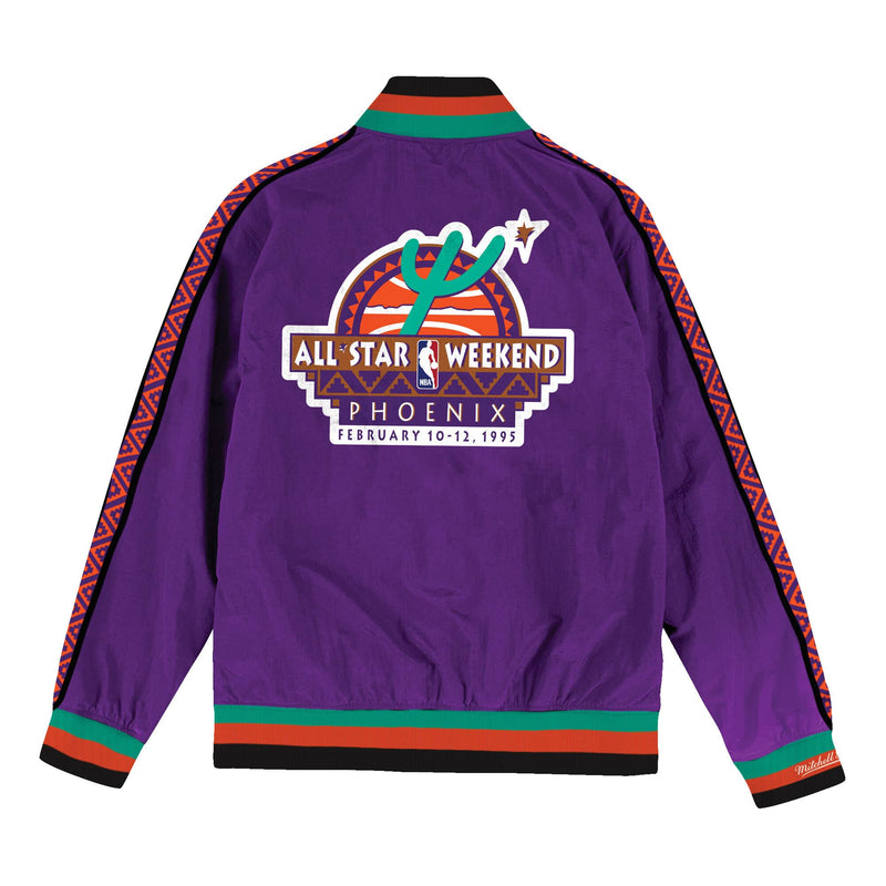NBA Team History Warm Up Jacket 1995 All Star