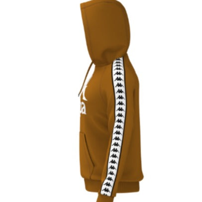Kappa Kids-222 Banda Hurtado 2 Hoodies-Yellow Ochre