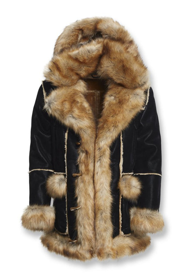 Jordan Craig-Aspen Shearling Jacket-B.Copper-91393