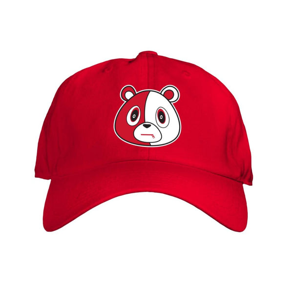 Bear Hat-Red