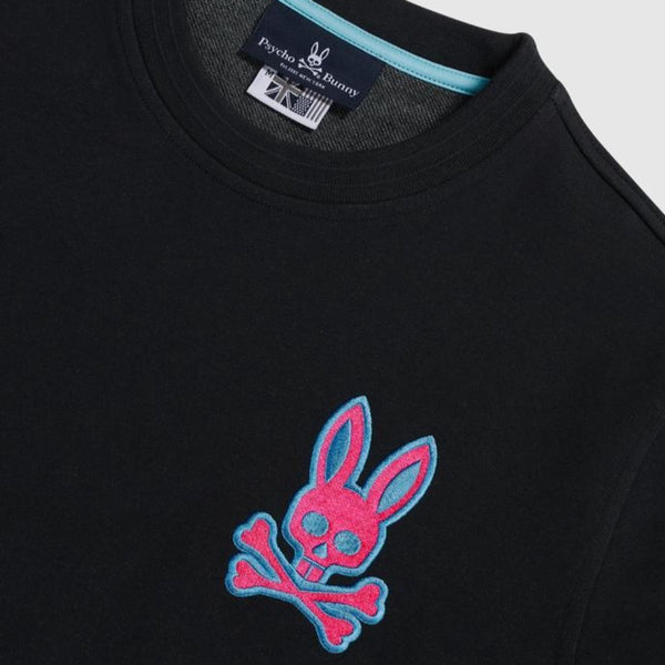 Psycho Bunny-Vale & Hollings Sweat Set-Black