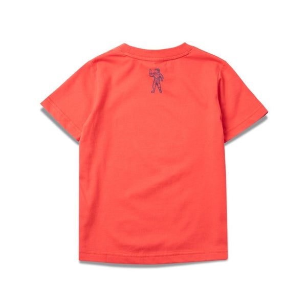 B.B.C Kids-BB Sloped SS Tee-HiIbiscus