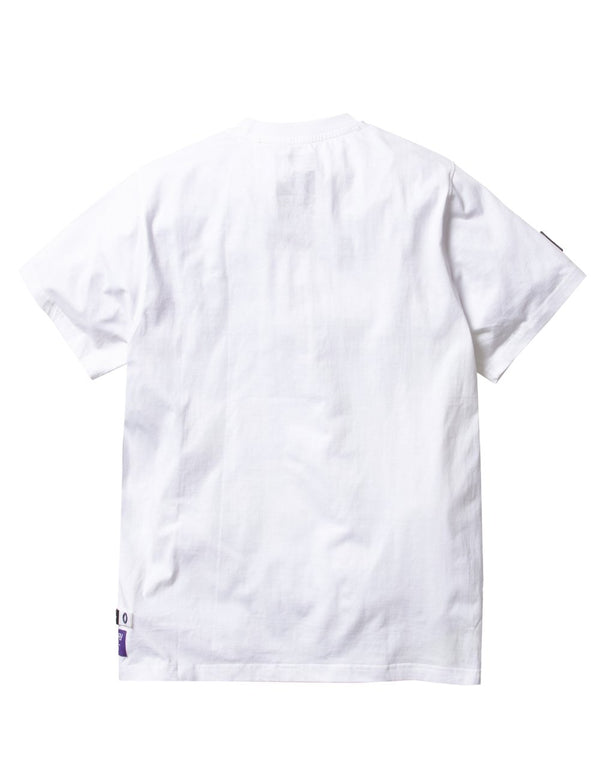Born Fly-Venice Graphic Tee-White