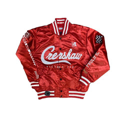 Headgear Classic-Victory Lab Nipsey Hussle Satin Jacket-Red