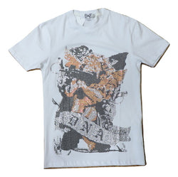 DNA-Camouflage Tee-White