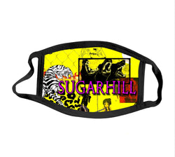 Sugarhill-Cabana Mask-Yellow