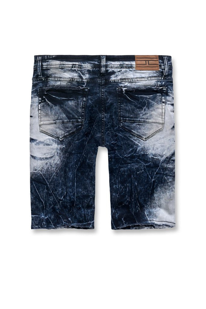 Jordan Craig-Hoboken Denim Shorts-Midnight Blue-J3154S