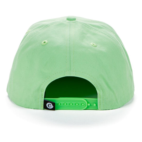 Original logo Snap back (Mint/White)
