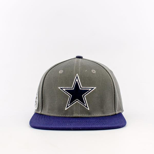Pro Standard-Dallas Cowboys Star Logo Snapback-Grey