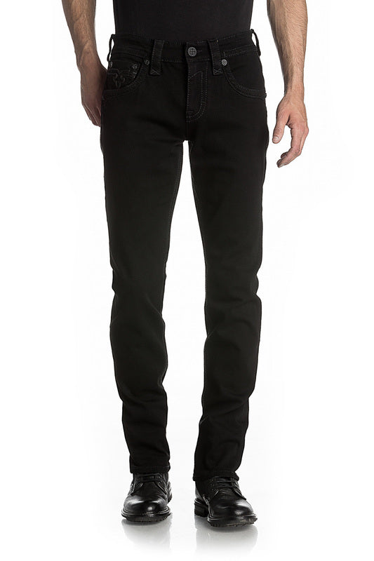 Rock revival-ARTHER-Black-MJ-RP2311A200