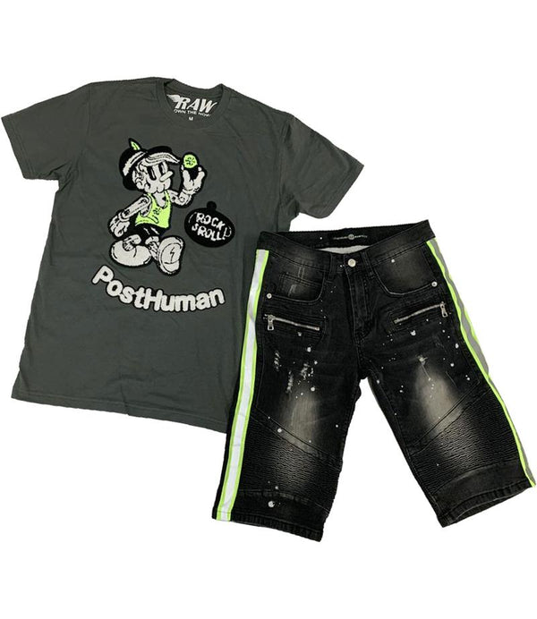 Rawyalty- Rock & Roll Pinocchio Set-RJS-RMT