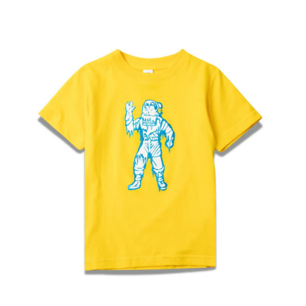 B.B.C Kids-BB Freeze SS Tee-Dandelion