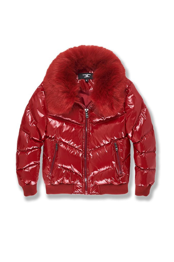 Jordan Craig Kids-Lenox Nylon Puffer Jacket 2.0-Red