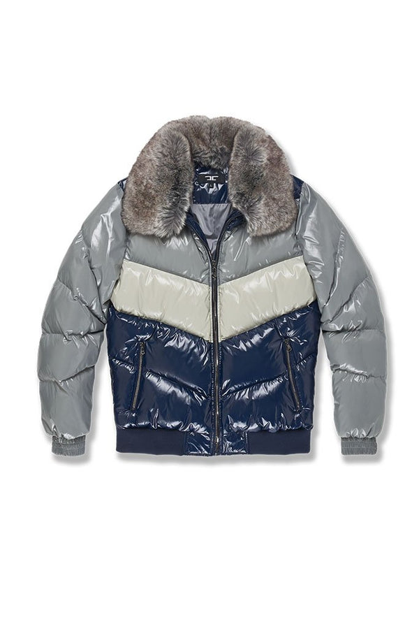 Jordan Craig-Sugar Hill Puffer Jacket-London Blue