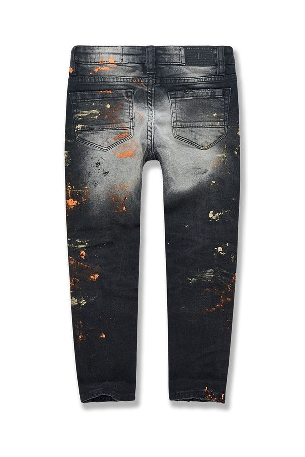 Jordan Craig Kids-PHOENIX DENIM-Industrial Black-JM3432K