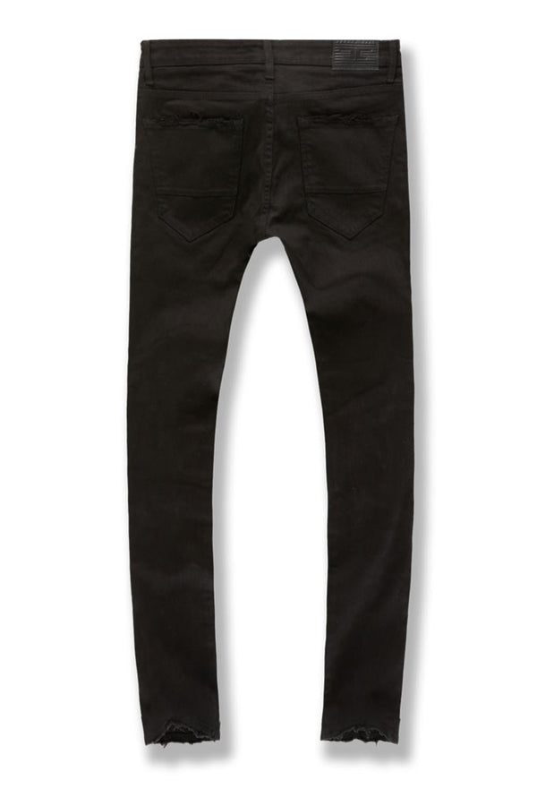 Jordan Craig-Ross-Tribeca Twill Pants-Black-JR91521