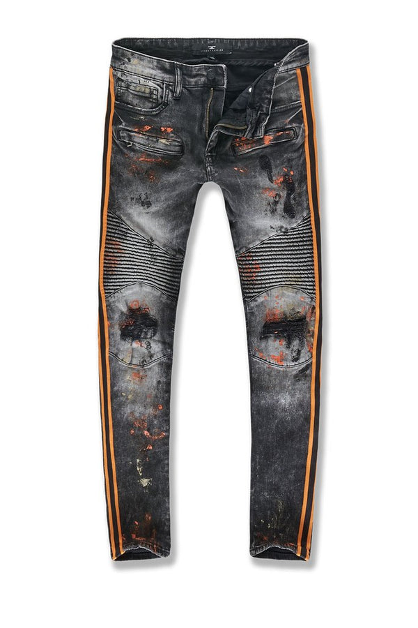 Jordan Craig-Renegade Moto Denim-Winter Black-JM3429
