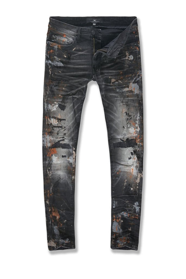 Jordan Craig-Phoenix Denim-Industrial Black-JM3432