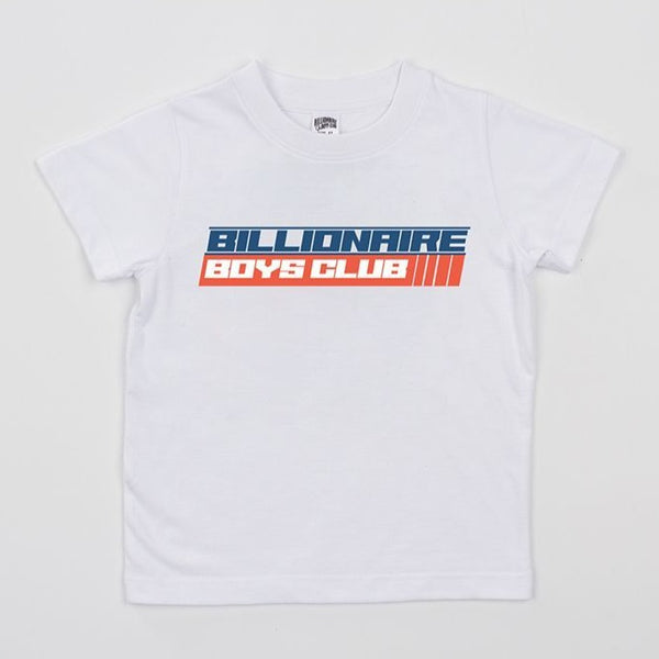B.B.C Kids-BB Speed S/S Tee-White