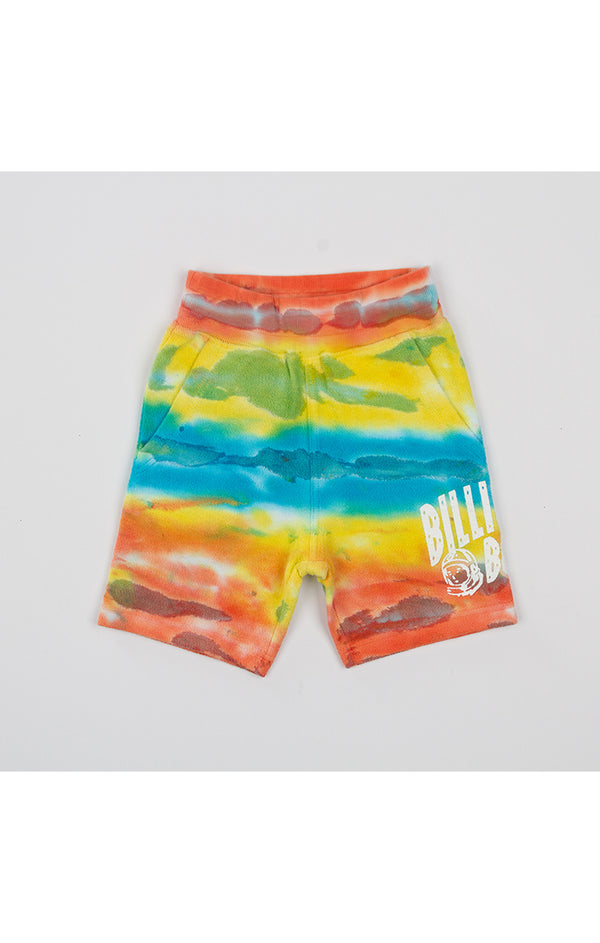 B.B.C Kids-BB Horizon Short-Coral