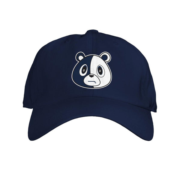 Bear Hat-Navy