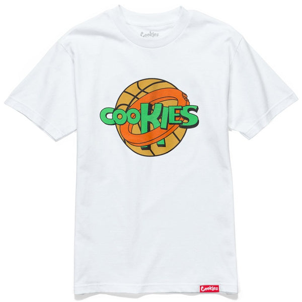 Cookies Athletics Tee-White