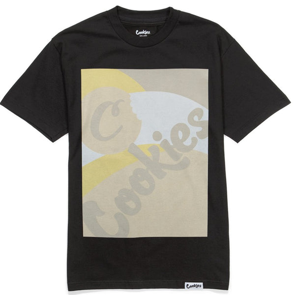 Primavera Logo Tee-Black/Cream