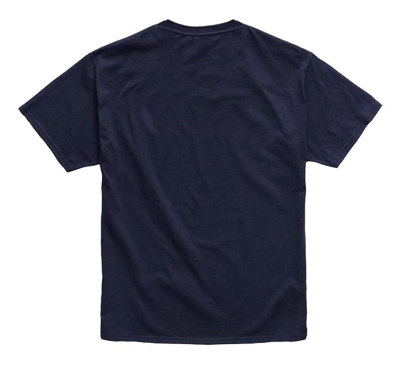 Runtz-Stay Mellowz Tee-Navy Blue