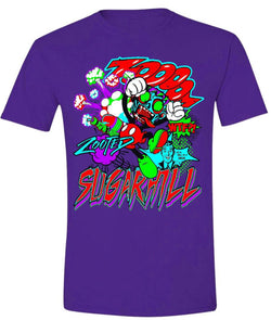 Sugarhill-Zooted Tee-Purple-SH-SQS-30