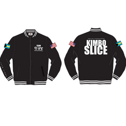 Headgear Classic-Team Slice Kimbo Satin Jacket-Black