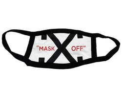 Retro Label-Mask Off-White