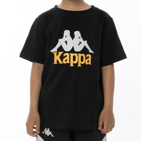 Kappa Kids-Dris Reflective-Black