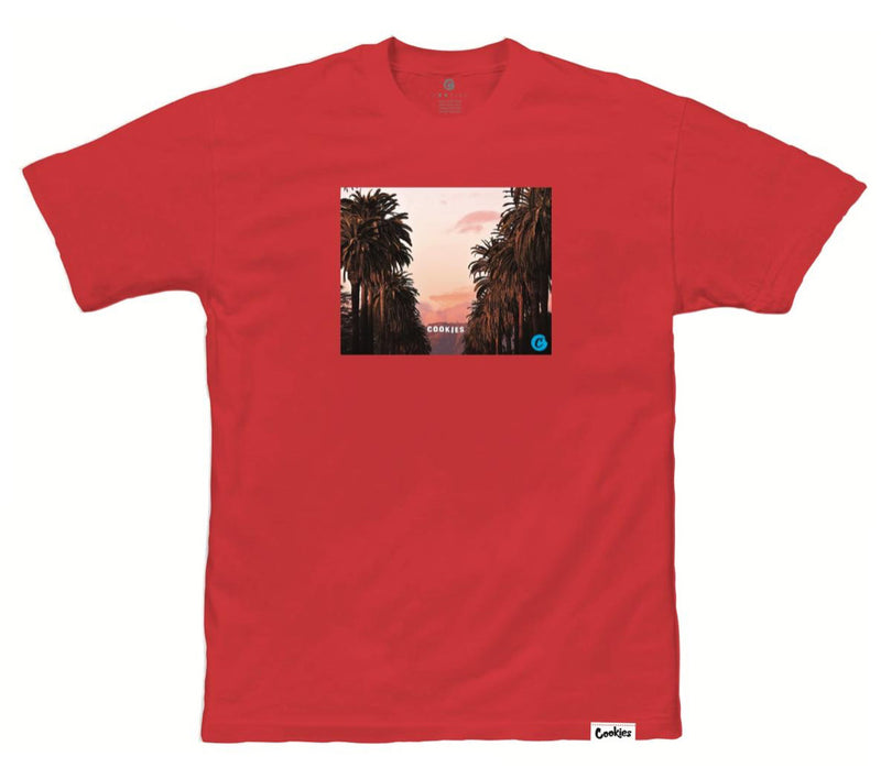 Cookies-Hill Tee-Red