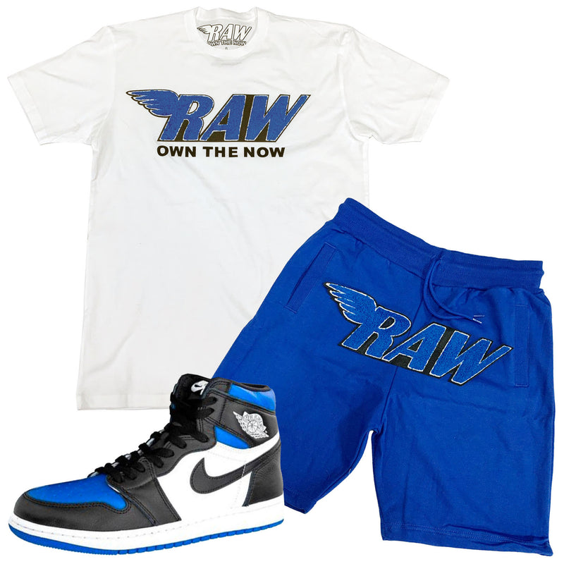 Raw-Own The Now Set-Royal Blue
