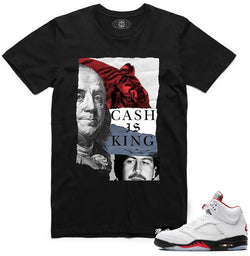 Hasta Muerte-Cash Is King-Black