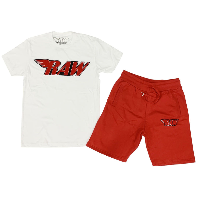 Raw-Own The Now-White/Red