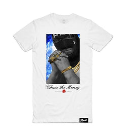 Hasta Muerte-Chase Money Ski Mask-White