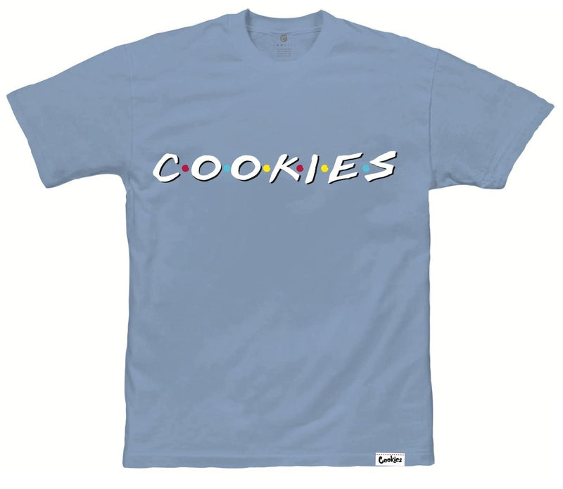 Cookies-Not That Many Of Us Have Them Tee-C.Blue