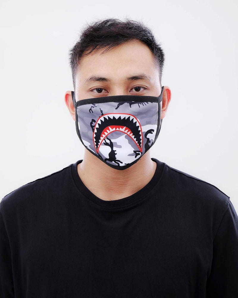 Hudson-Sharkmouth Mask-White-E7133263