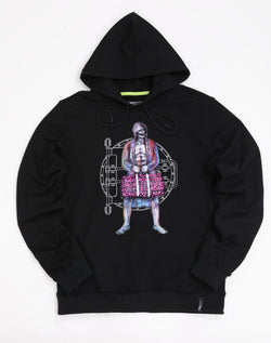 Roku Studio-Money Man Hoody-Black