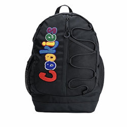 "Cookies-Smell Proof ""The Bungee"" Nylon Backpack-Black"