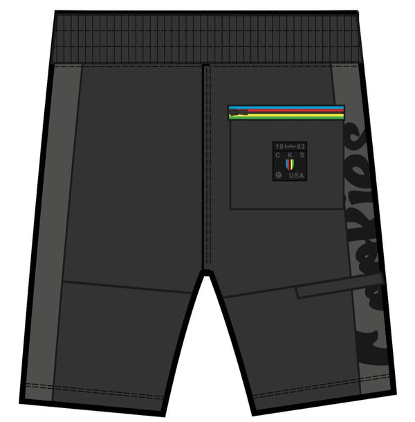 Cookies-Tour De Fire Shorts-Black